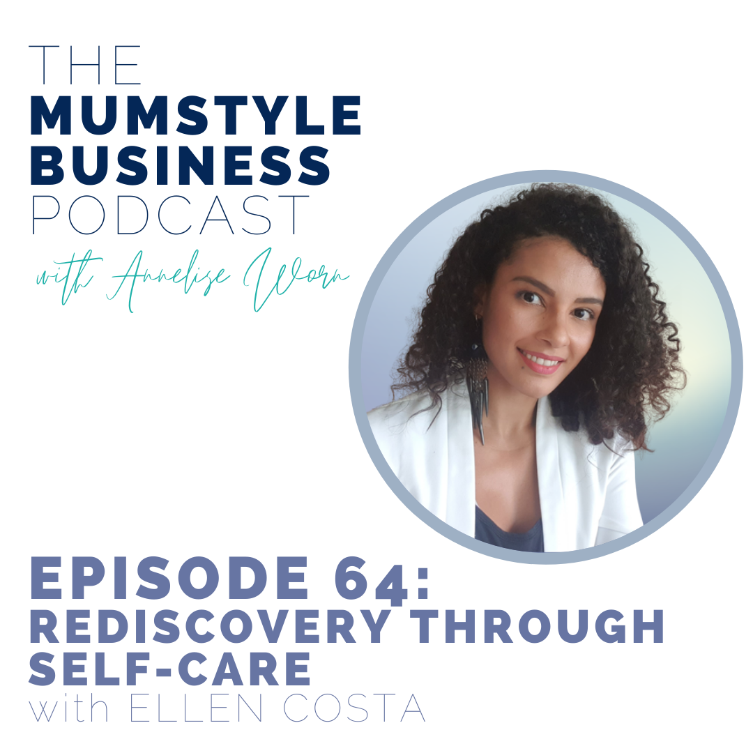 rediscovery through self-care with Ellen